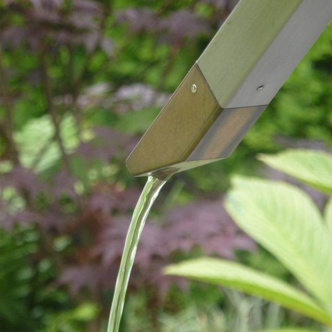 Waterornament en brug - mondstuk sfeerbeeld